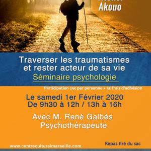 Séminaire psychologie Marseille